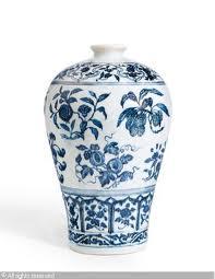 ming b-w vase