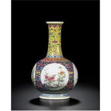 qing vase