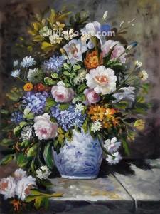 Flowers by Renoir1858