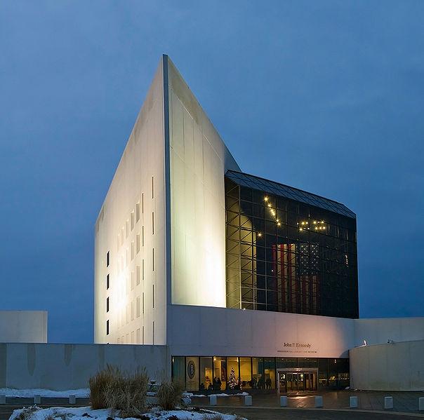 JFK_library