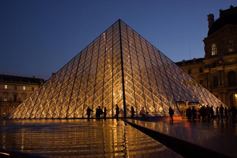 Louvre_Pyramid wikipedia