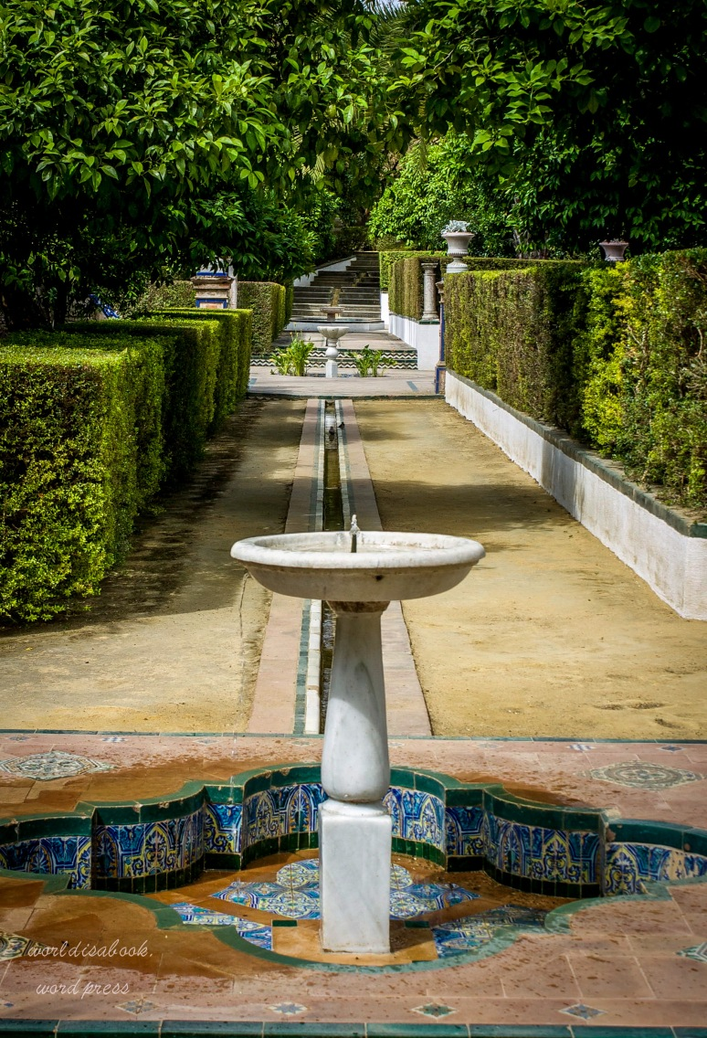 Alcazar fountains-4