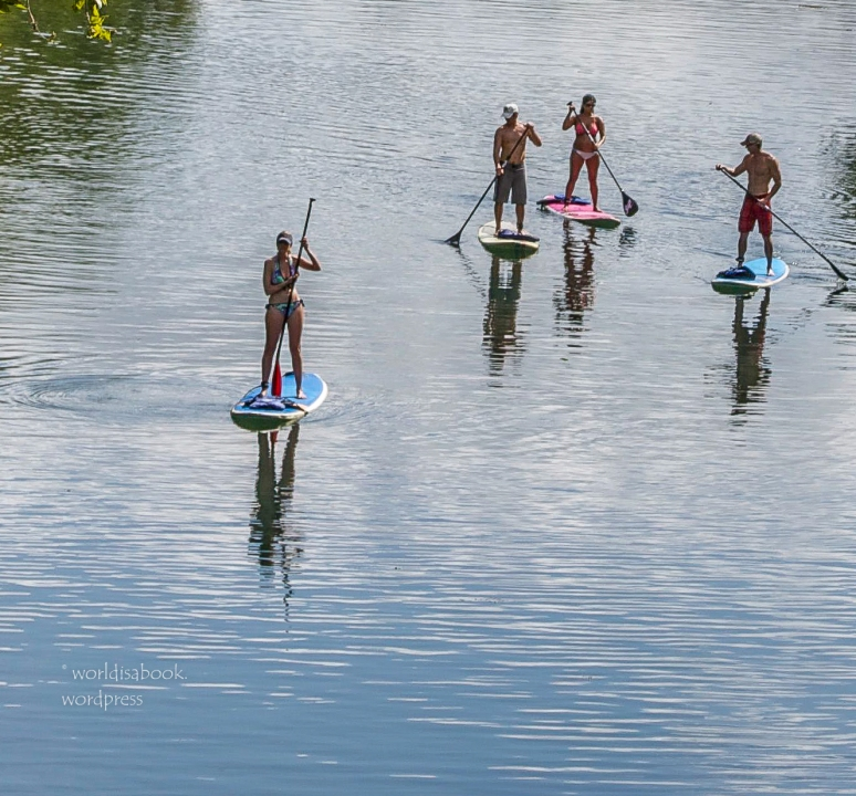 paddle boarding -5