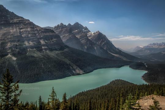 Banff Lake http://wp.me/pSlDL-bVW