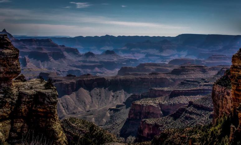 G Canyon- Earth