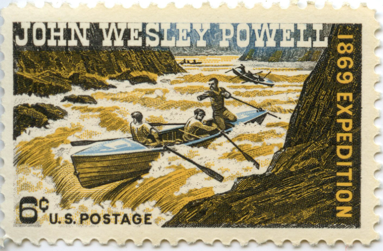 John Powell-postage_stamp