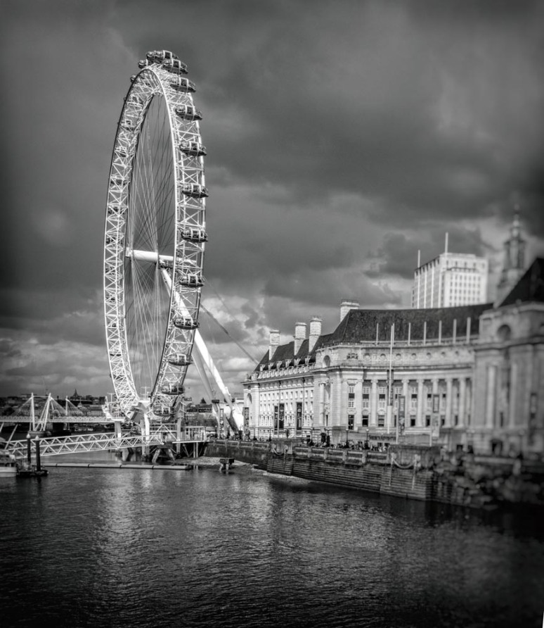 London Eye July OPF